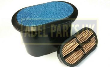 3CX - AIR FILTERS INNER OUTER (PART NO. 32/925682 & 32/925683)